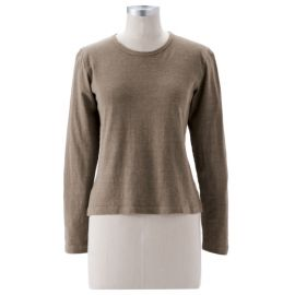 Earth Creations Long Sleeve Women's Top