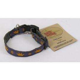 "Earthdog Adjustable Hemp Pet Collars X-Small 7""-10"""
