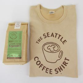 The Seattle Coffee Shirt - Big Cup Logo