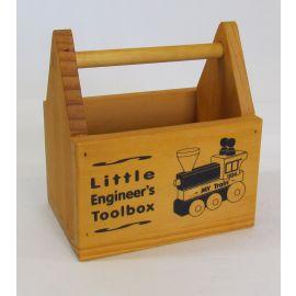 Maple Landmark Little Engineer's Toolbox