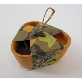 Decora Flame Citronella Terra Cotta Pot Grab Pack Candles – 3 Pack