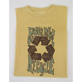 """Earth Creations T-Shirt """"Recycle Symbol"""""""