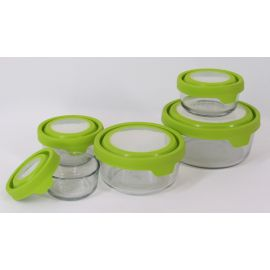 Anchor Hocking Storage Bowl Set w/TrueSeal lids, 10 pc
