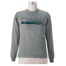 "Earth Creations Long Sleeve T-Shirt ""Landscape"""