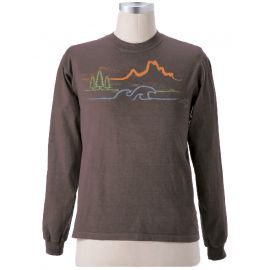 "Earth Creations Long Sleeve T-Shirt ""Life Elements"""