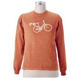 "Earth Creations Long Sleeve T-Shirt ""Recycle Rays"""
