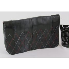 Alchemy Goods Broadway Clutch Bag, Bordeaux lining