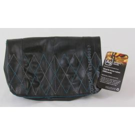 Alchemy Goods Broadway Clutch Bag, Aqua lining