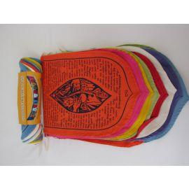 Wild Earth Goddess Prayer Flags