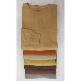 Earth Creations Long Sleeve T-Shirt Blank