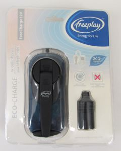 freeplay Freecharge 12V Mobile Phone Charger, Windup