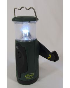 freeplay Indigo Windup Table Lantern, Green