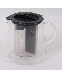 finum Tea Pot w/Brew Stop Infuser