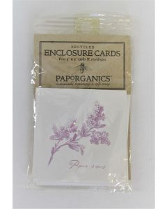 Paporganics Sustainable Stationery Enclosure Cards-4 Pack