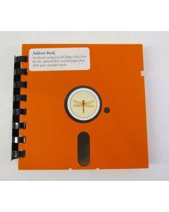 Retro Publishing Floppy Disk Address Book