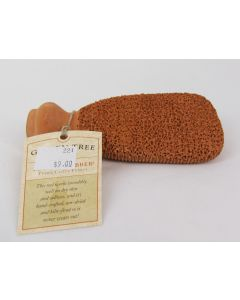Gilden Tree Two-Sided Foot Scrubber