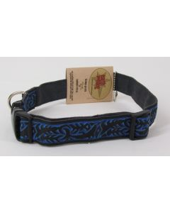 "Earthdog Adjustable Hemp Pet Collars-Large, 18""-26"""