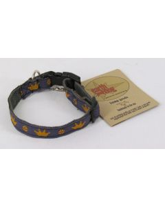 "Earthdog Adjustable Hemp Pet Collars X-Small 7""-10"""