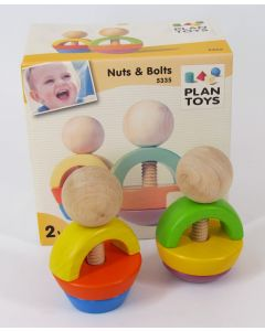 Plan Toys Nuts & Bolts