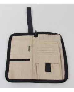 Ecolution Travel Organizer Hemp Wallet