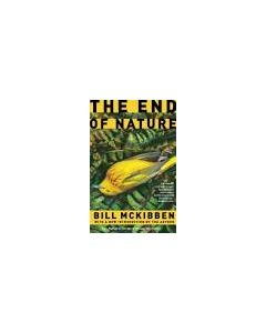 The End of Nature, by Bill McKibben