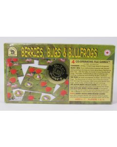 Family Pastimes Berries, Bugs & Bullfrogs Co-operative Tile Games
