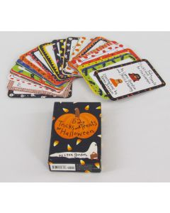 52 Tricks and Treats for Halloween Card Deck by Lynn Gordon