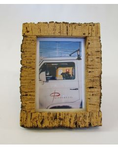 """Bitters Cork Picture Frame – 4"""" x 6"""" display area"""