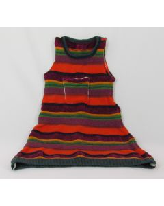 Madrone Berries 1-pc Multi-colored Jumper Dress, 5-6 Years