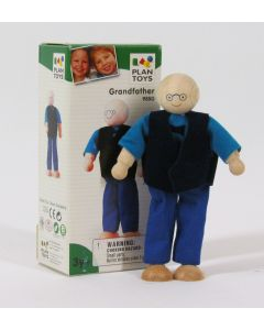 Plan Toys Modern Doll - Grandfather