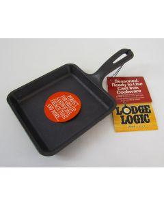 "Lodge Logic Wonder Skillet 5"" square"