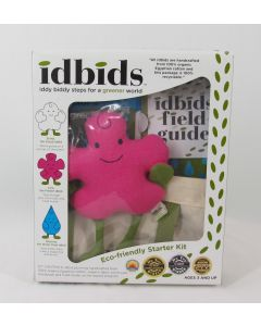 Idbids Eco-friendly Starter Kit, Lola the Flower