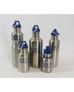 Aqua Basics Water Bottles with Cap