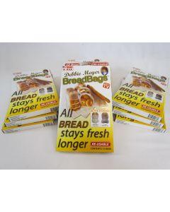 Debbie Meyer Reusable BreadBags, 12 Pack