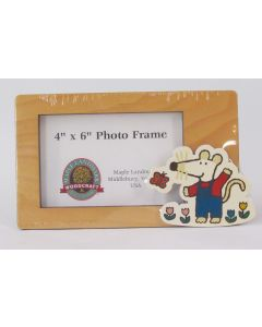 Maple Landmark Photo Frame - Maisy