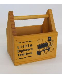 Maple Landmark Little Engineer's Toolbox