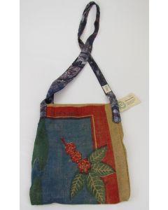 Coffee Bean/Tie Handbag