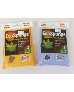 Pacific Dry Goods EcoSponge - 2 Pack