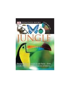 Jungle, DK Eyewitness Books with Clip-Art CD and Poster