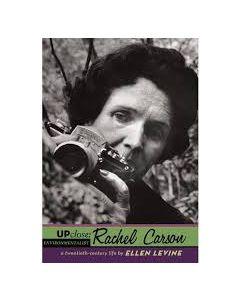 Upclose: Rachel Carson, by Ellen Levine, Paperback