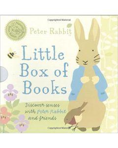 Peter Rabbit Little Box of Books (Peter Rabbit Naturally Better) Board book