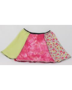 Madrone Berries Skirt-Mini with Panels, 12-24 Months
