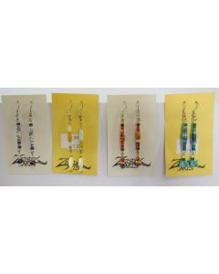Zendik Arts Foundation Eco Bead Earrings