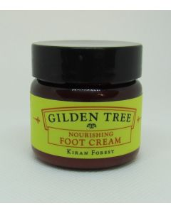 Gilden Tree Nourishing Foot Cream, Travel Size