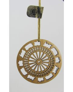 Maple Landmark Ornament-Railway Solace