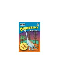 Dinosaurs Activities Dover Chunky Book (Dover Little Activity Books)