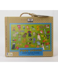 Puppy Palooza Giant Floor Puzzle