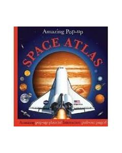 Amazing Pop-up Space Atlas, by DK Publishing