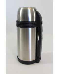 OGGI Mighty Mouth Stainless Steel Carafe, 51 oz