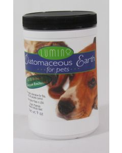 Lumino Diatomaceous Earth for Pets, 9 oz